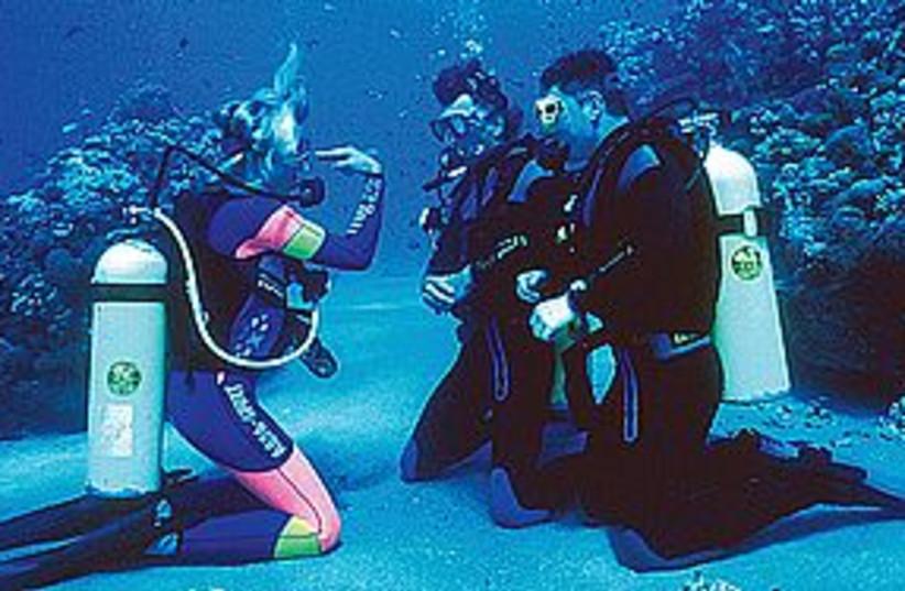 scuba 311 (photo credit: Aqua Sport, Eilat)