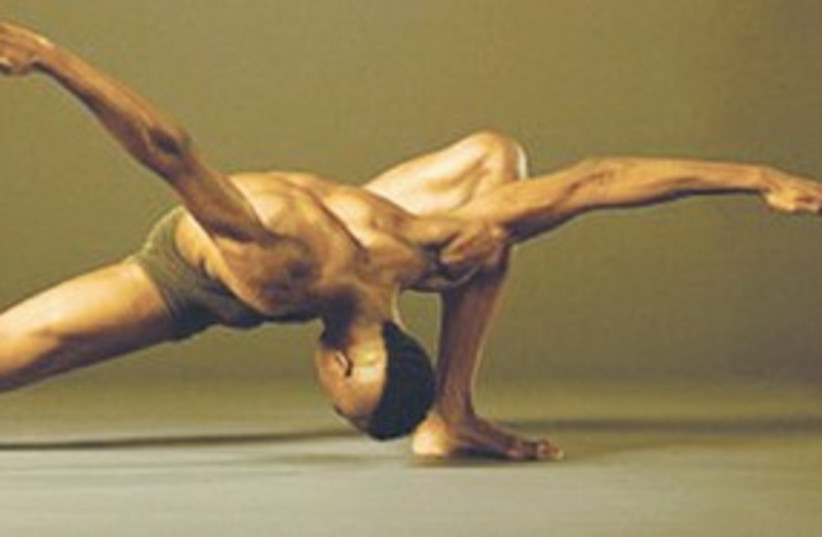 ALONZO KING 311 (photo credit: Courtesy)