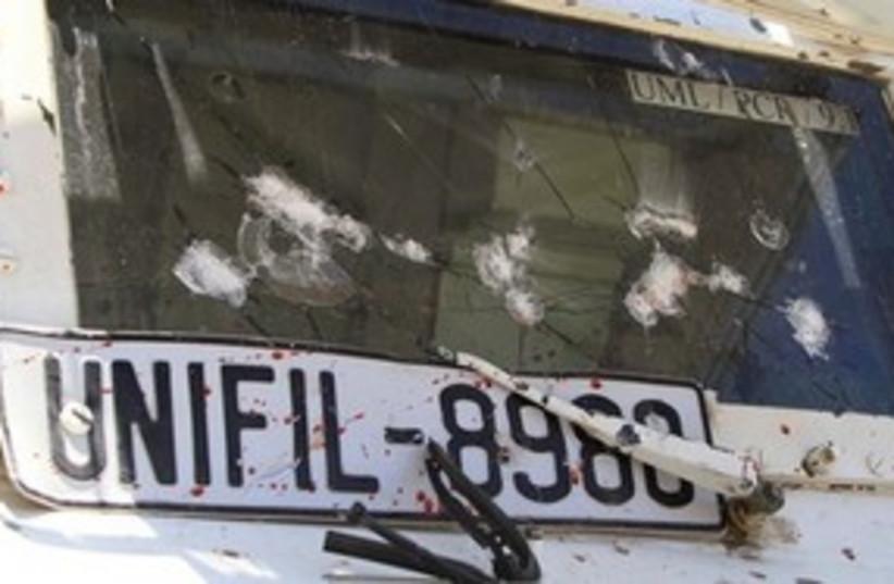 unifil lebanon 311 (photo credit: Associated Press)