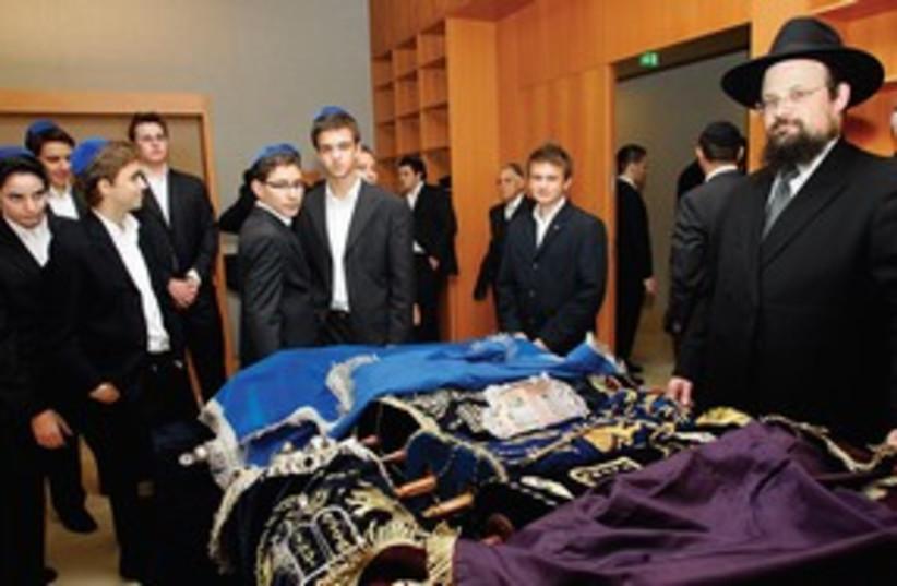 311_ German Jews (photo credit: Associated Press)
