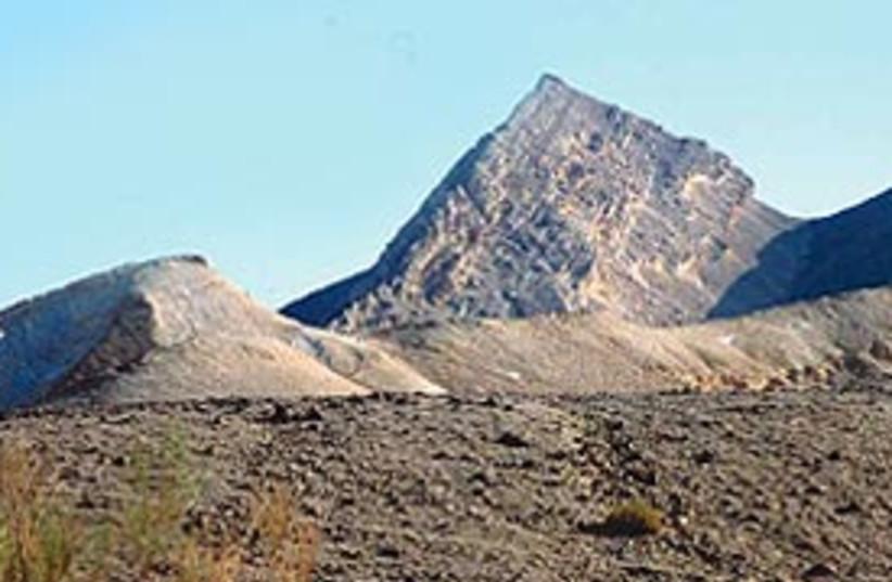Desert airs (photo credit: SHMUEL BAR-AM)