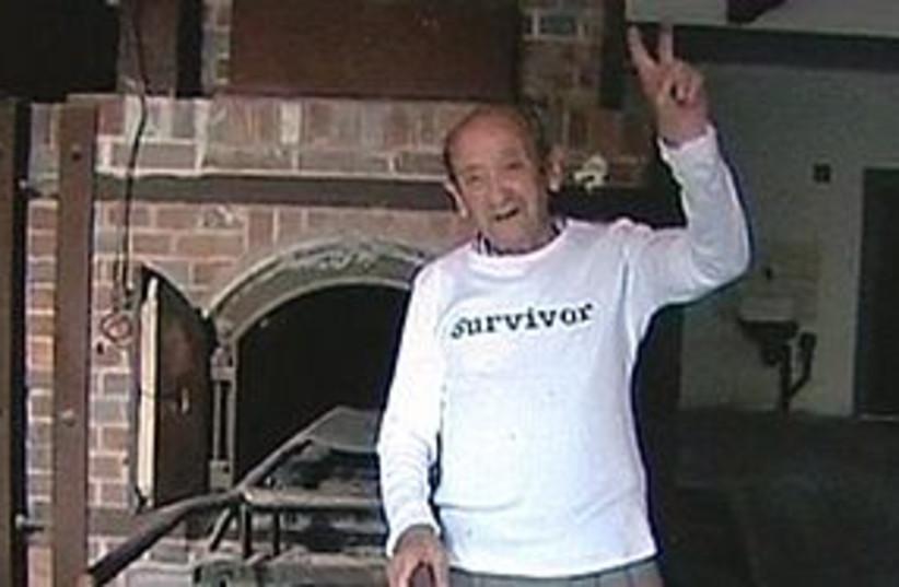 survivor dance 311 (photo credit: AP)