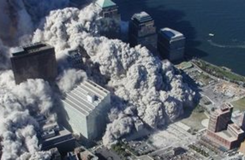 311_9/11 attacks (photo credit: Associated Press)