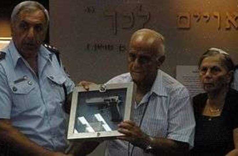 Hebron police 311 (photo credit: Courtesy)