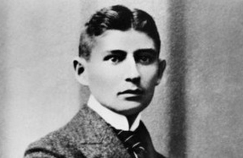 Franz Kafka 311 (photo credit: Courtesy)