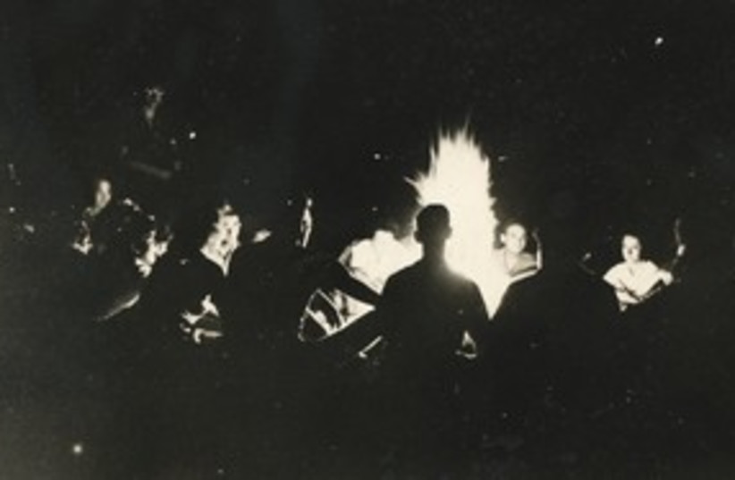 Camp Daniel Morgan 311 (photo credit: Breman Jewish Heritage and Holocaust Museum, Atlan)