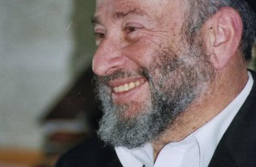 Rabbi-298 (photo credit: )