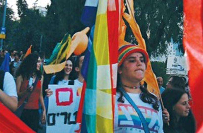 Gay Parade 311 (photo credit: Sarah Levin)