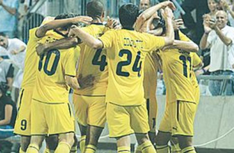 Maccabi Tel Aviv Soccer (photo credit: Maccabi Tel Aviv website)