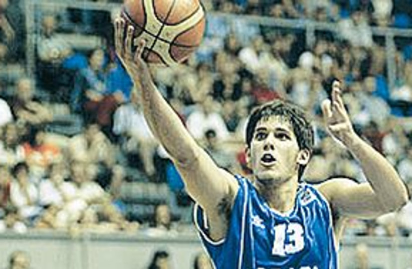 Casspi national team 311 (photo credit: AP)