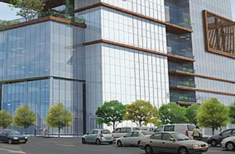 ecotower 311 (photo credit: Azouri Towers)