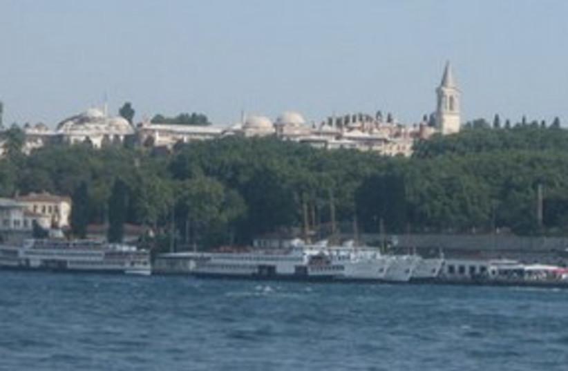 istanbul water view 311 (photo credit: Elana Kirsh)