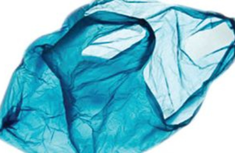 plastic bag 311 (photo credit: Courtesy)