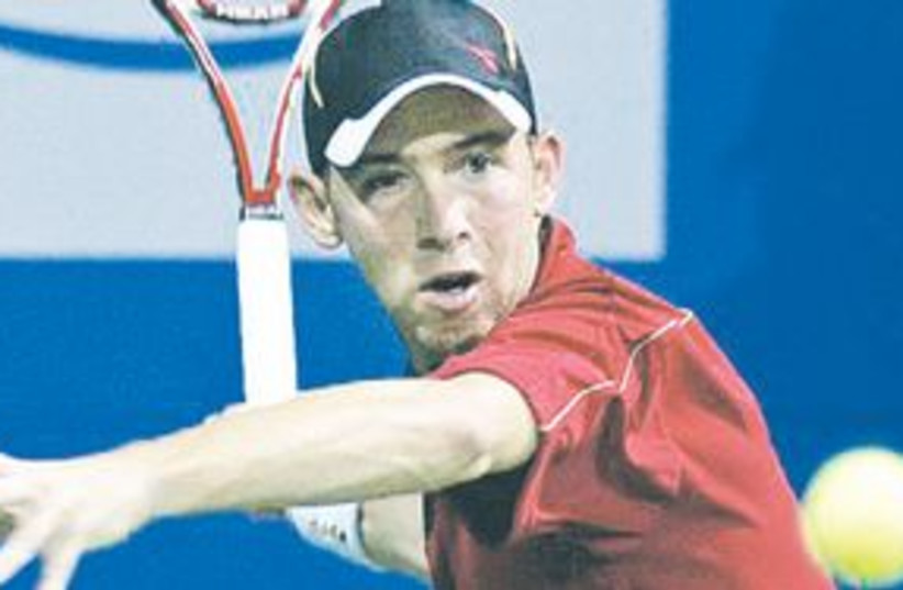 DUDI SELA 311 (photo credit: AP)