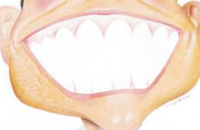 smile 311 (photo credit: Akron Beacon Journal/ MCT)