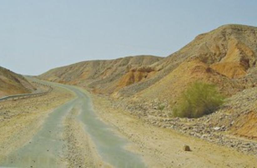 Negev 311 (photo credit: Courtesy)
