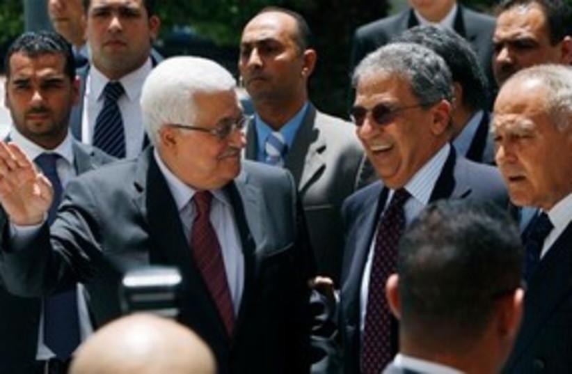 Abbas Moussa 311 (photo credit: Associated Press)