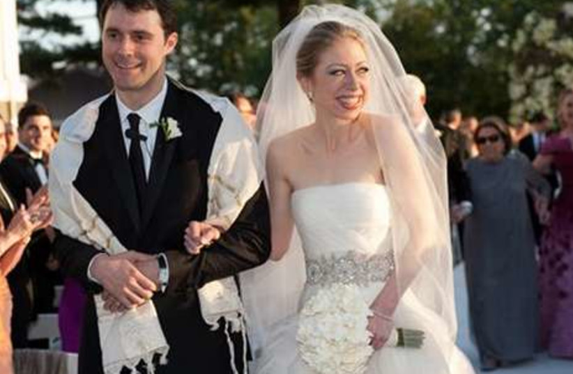 Chelsea Wedding 3 465 (photo credit: Associated Press)