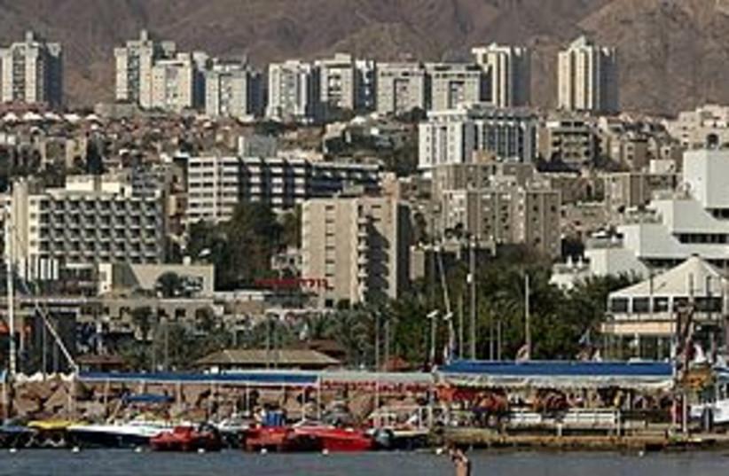 Eilat 311 (photo credit: Associated Press)