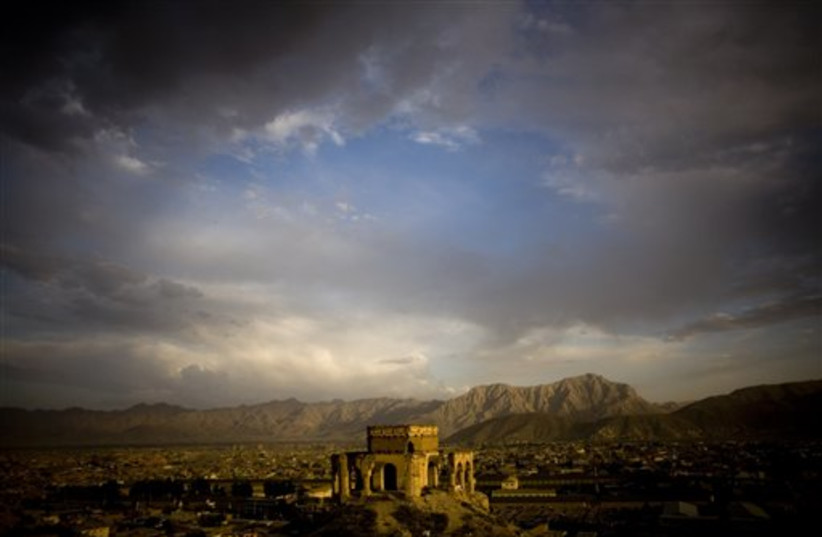 Afghanistan Tomb 311 (photo credit: Associated Press)