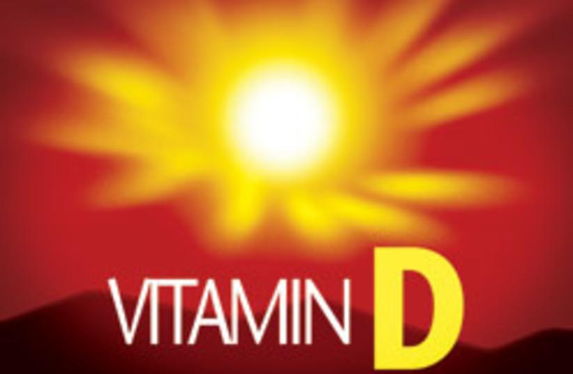 vitamin d (photo credit: none)