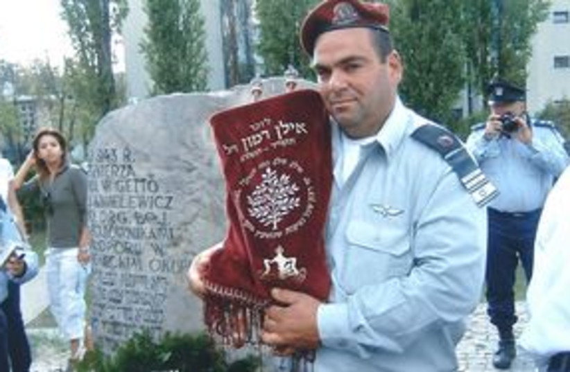 Dov Harari 311 (photo credit: IDF Spokesperson)