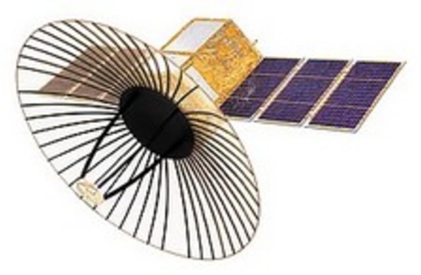 TecSat satellite 224.88 (photo credit: IAI)