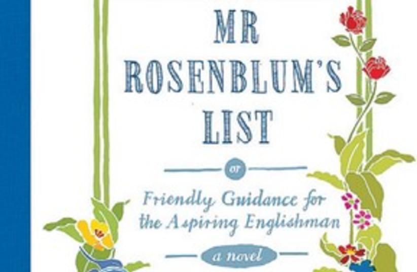 Mr Rosenblum's List 311 (photo credit: Courtesy)