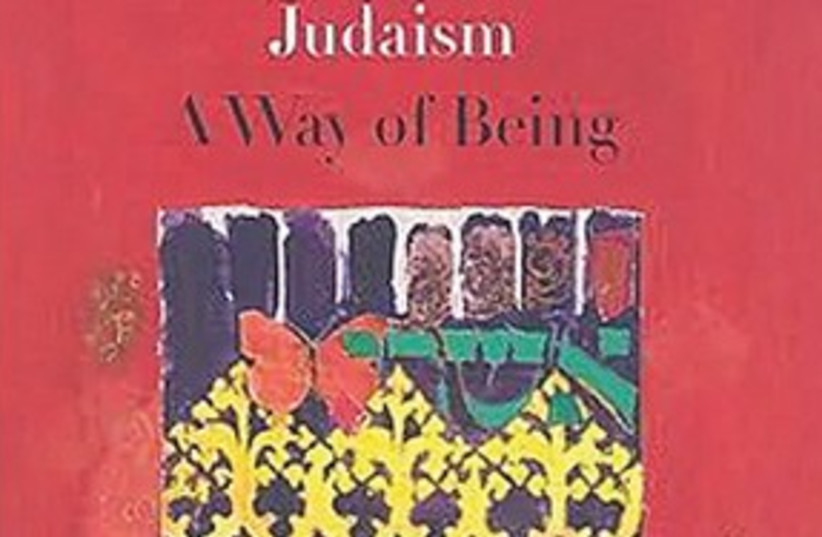 Judaism A Way of Being (photo credit: Courtesy)
