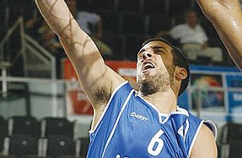 Yotam Halperin 311 (photo credit: FIBA EUROPE Web Site)