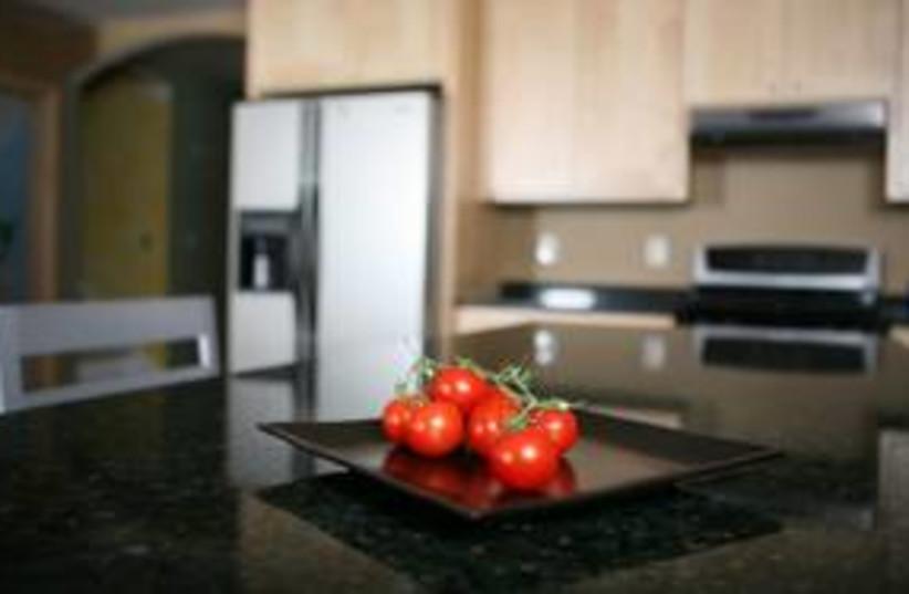 Kitchen Countertop311 (photo credit: iStockphoto.com/George Peters)