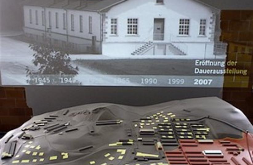 concentration camp 298.8 (photo credit: AP)