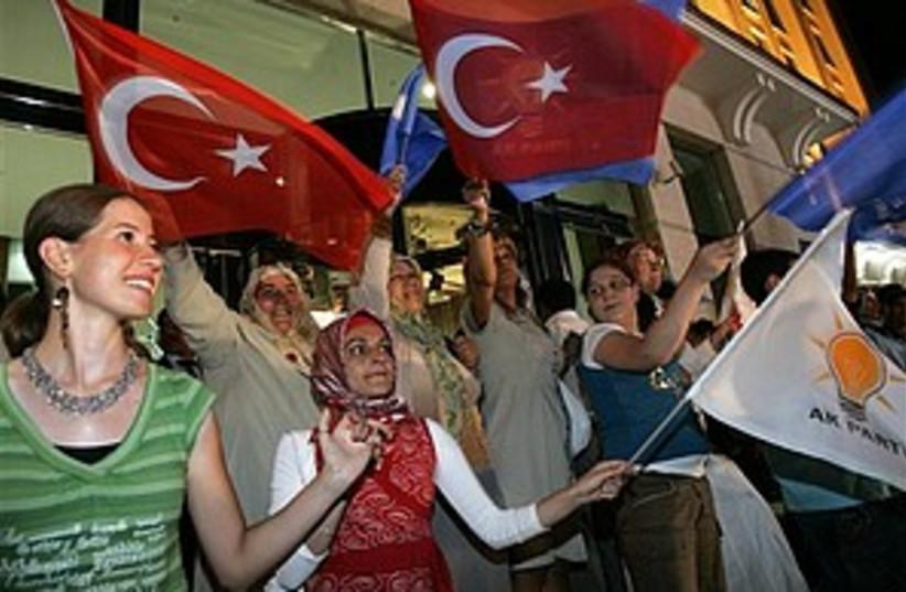 turkey election 298.88 (photo credit: AP)