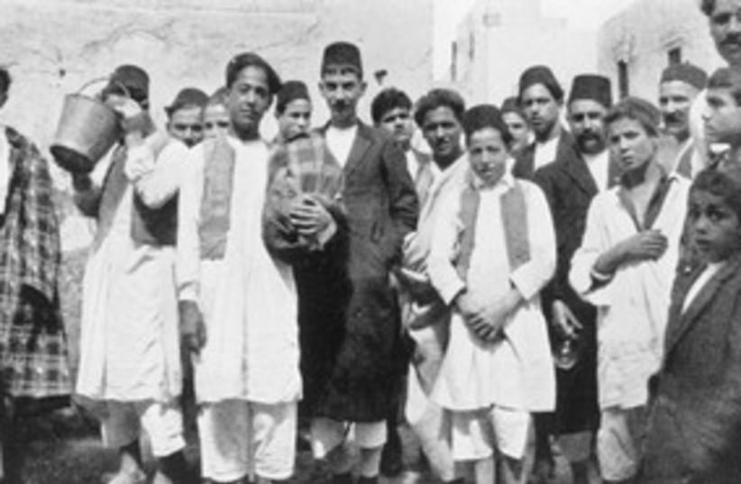 311_Libyan Jews (photo credit: Courtesy)