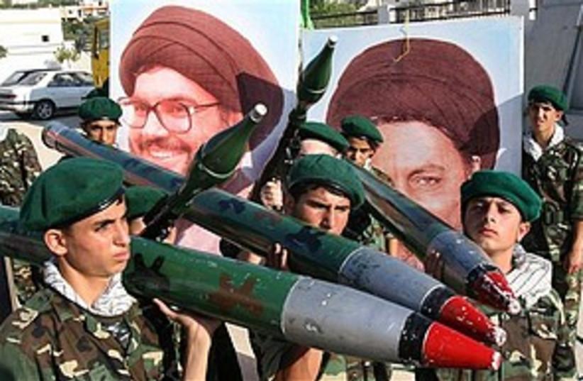 hizbullah 298.88 (photo credit: AP)
