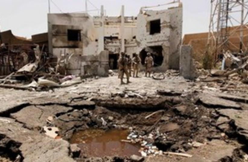 Iraq Violence 311 (photo credit: Associated Press)