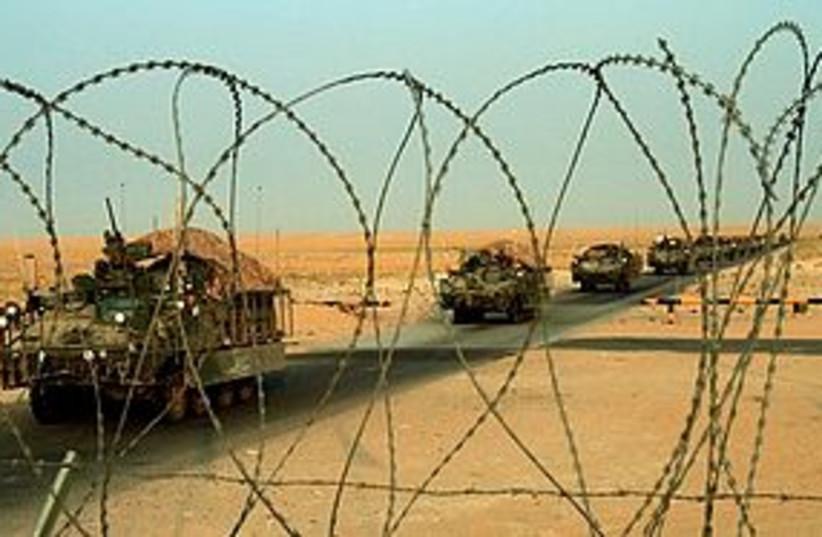 iraq withdrawal 311 (photo credit: ap)
