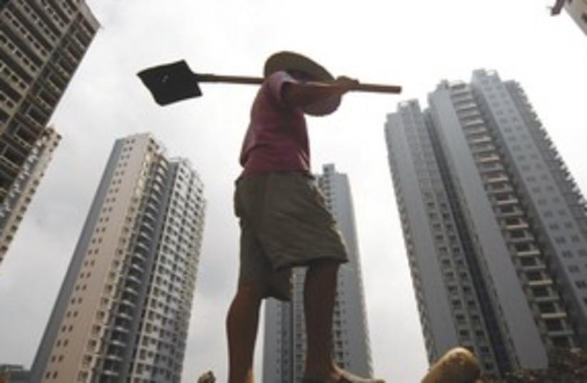 China construction 311 (photo credit: AP)