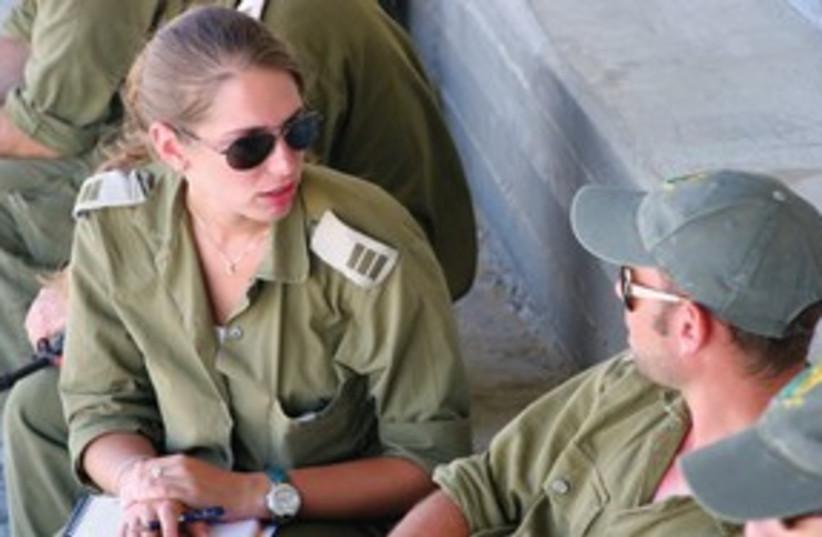 Soldiers 311 (photo credit: Marc Israel Sellem)