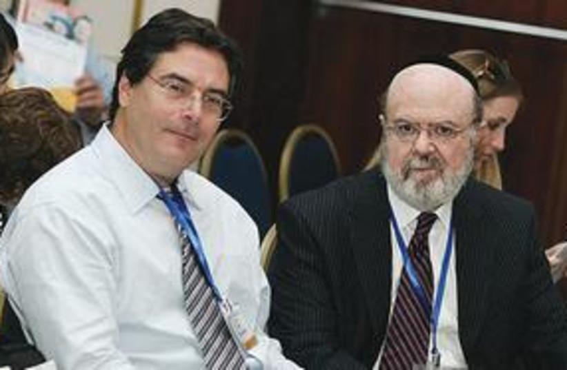 DR. ERIC HOLLANDER Rabbi Joshua Weinstein (photo credit: Ron Uriel)