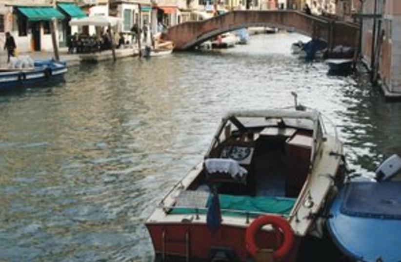 Venice 311 (photo credit: Arthur Wolak)