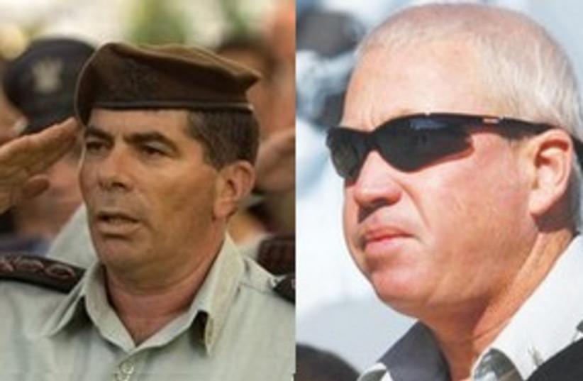 Ashkenazi galant duo 311 (photo credit: AP/Ariel Jerozolimski [file])
