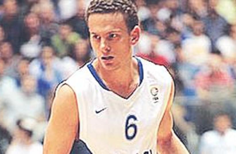 YUVAL NAIMY (photo credit: FIBA EUROPE Web site)