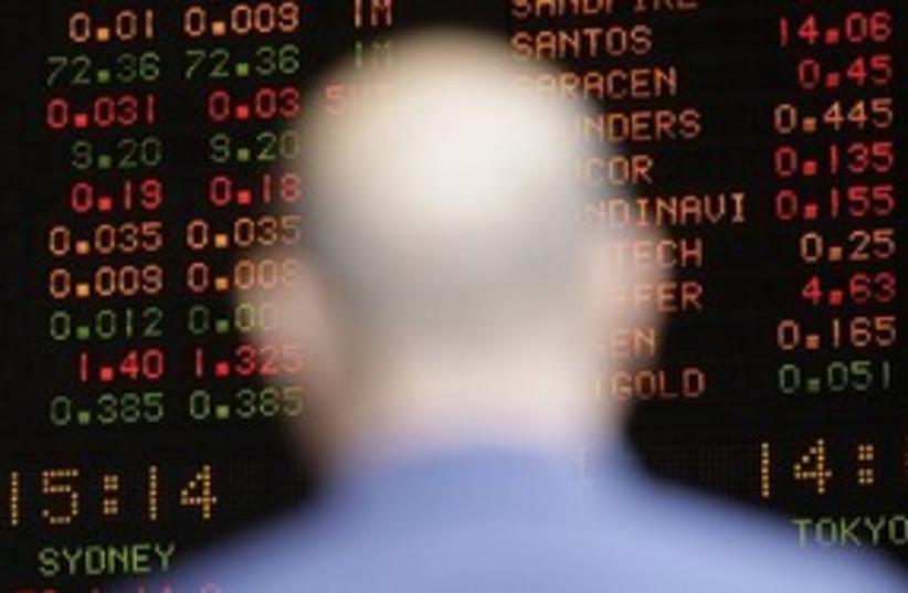 Australian elections mining stocks 311 AP (photo credit: Associated Press)