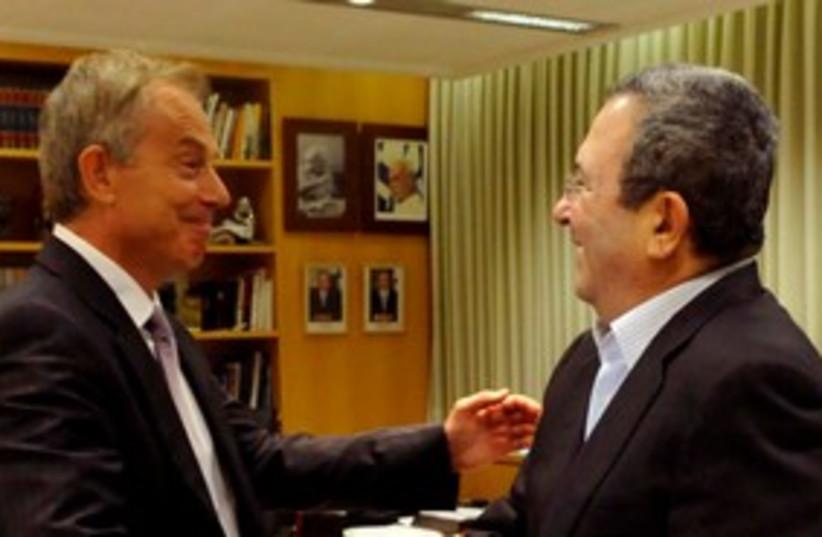 Barak Blair 311 (photo credit: Defense Ministry)