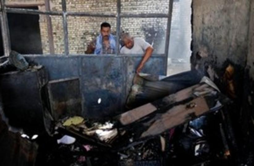Iraq Bombing 311 (photo credit: Associated Press)