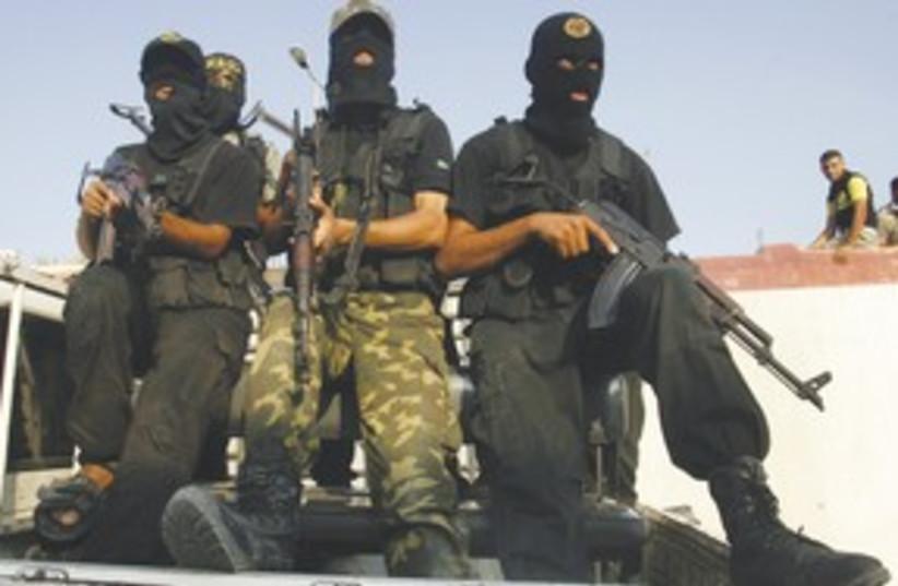 Islamic Jihad 311 (photo credit: Associated Press)