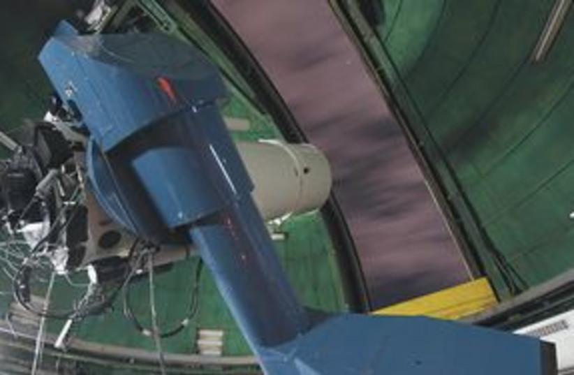 311_Space telescope (photo credit: Iair Arcavi)
