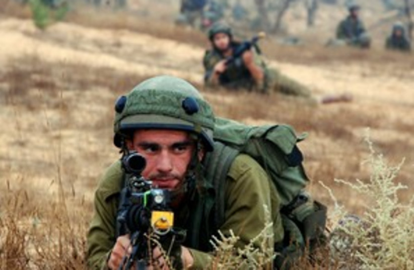 IDf reservists 298 88 (photo credit: IDF)