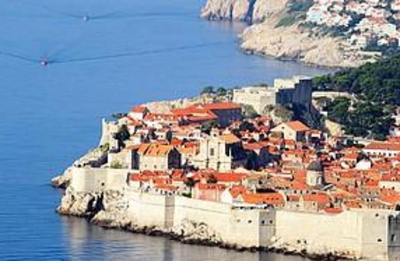 Dubrovnik (photo credit: Arthur Wolak)